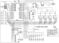 8051,edsim51di - Zegarek i kalendarz na wy�wietlaczu LCD z r�cznym ustawianiem