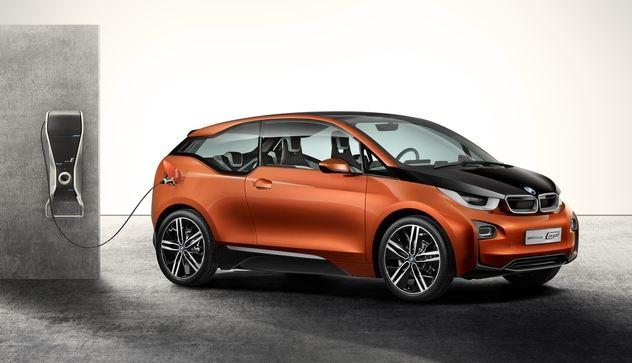 BMW i3 - nowy koncept elektrycznego samochodu typu Plug-In