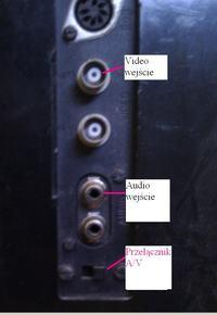 Dekoder DVB-T a NeptunM257 - Podłączenie dekodera z Neptunem M257color
