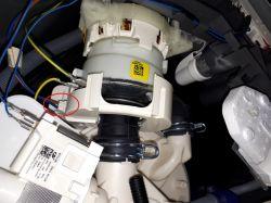 Zmywarka Electrolux ESL4200LO - nie grzeje wody