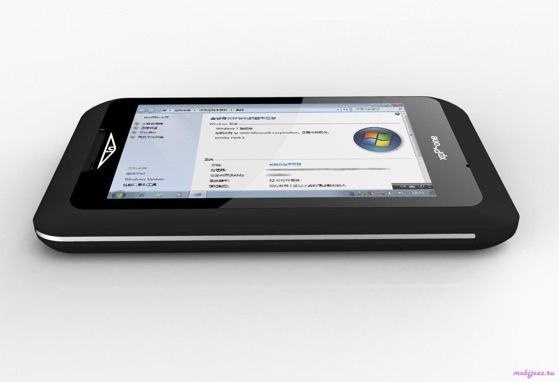 ITG xpPhone 2 - smartphone z Intel Atom i pe�noprawnym Windows 7?