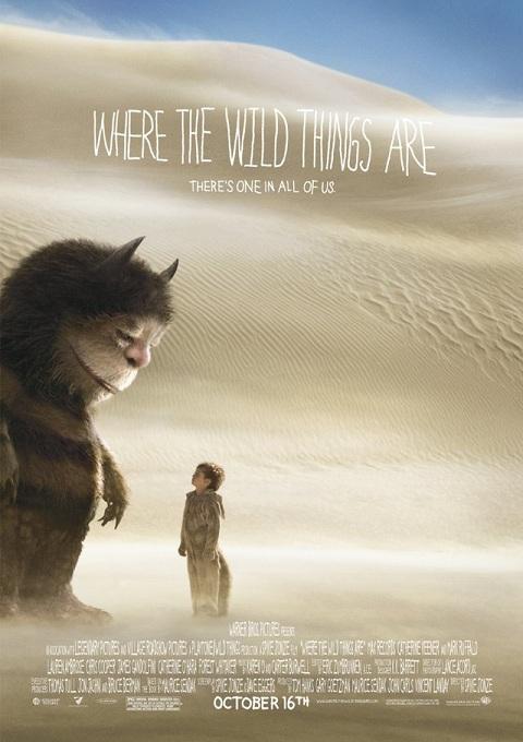 Where the Wild Things Are / Gdzie mieszkaj± dzikie stwory (2009) PL.DVDRip.XViD-MCK / Lektor PL