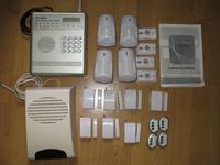 [Sprzedam] Alarm ORNO KS-898A, u�ywany, kompletny, sprawny