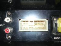 Sony Xplod Basik Wzmacniacz/Podlaczenie