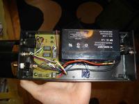 Wykrywacz Pi AVT5196 schemat p�ytki PCB �adowania
