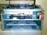 HP LaserJet 1010 - Drukarka drukuje biały pasek