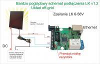Monitoring naszych instalacji OZE - www.PVmonitor.pl