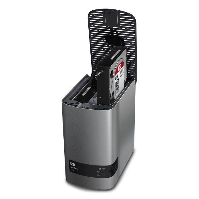 Western Digital My Book Duo - macierz dyskowa 4-6 TB z USB 3.0