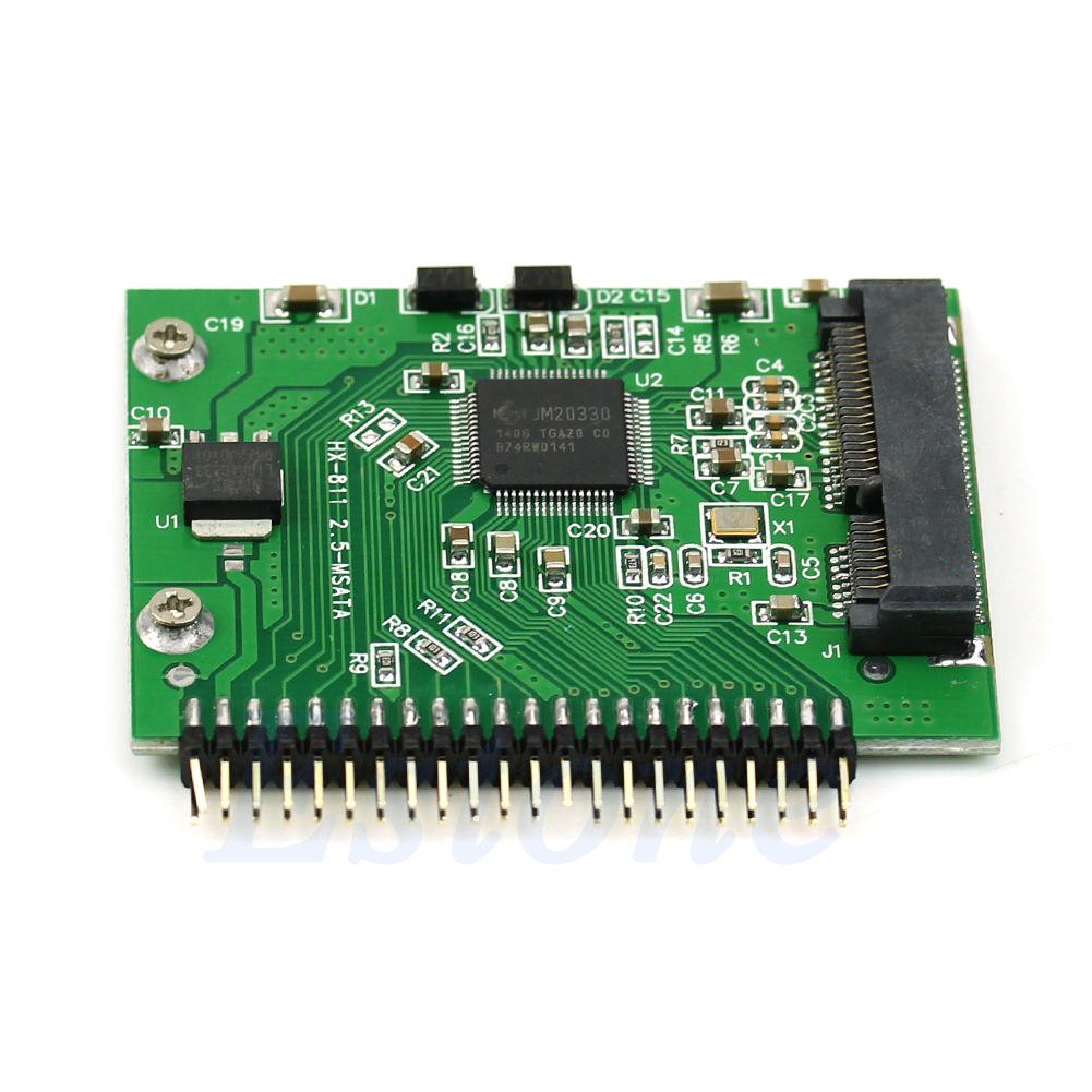 mSATA-IDE ADATA SP300 - gotuje si� w laptopie (84'C), na zewn�trz tez (70'C)