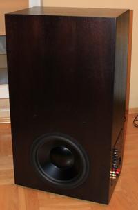 Gargantuiczny Subwoofer 20 Hz...