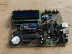 PIC32MX250F128B i ENC28J60 w Mikro C - biblioteka Ethernet - cztery tryby pracy