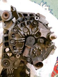 Audi A3 - Alternator nie ładuje