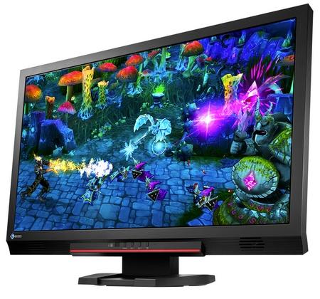"""EIZO FORIS FS2333 - 23"""" monitor 'Smart' dla graczy z matrycą IPS"""