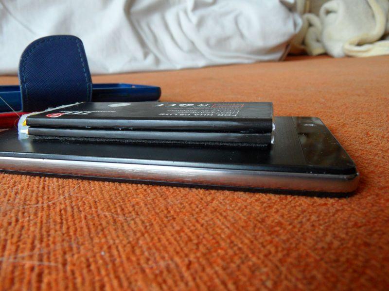 Huawei P8 Lite - Podmiana baterii na tę z modelu P9 lub P10 lite