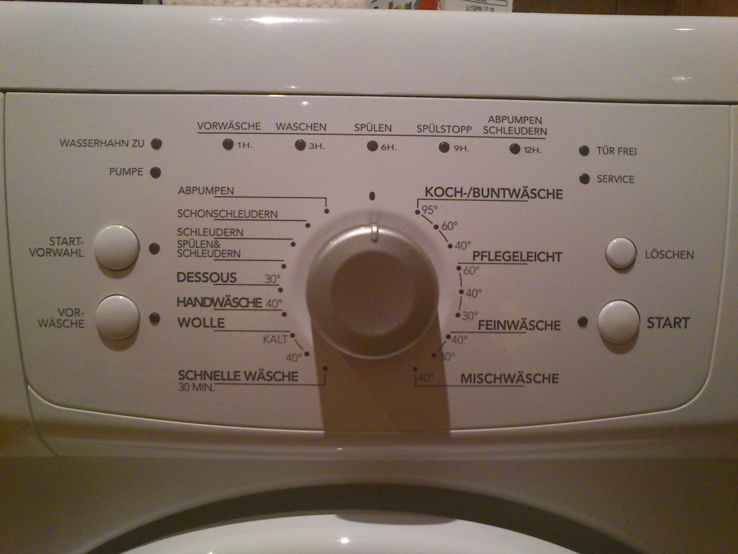 Szukam instrukcji obs�ugi do pralki Privileg PWF1505 AA 5kg 1000UPM