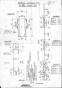 Schematy anten fabrycznych