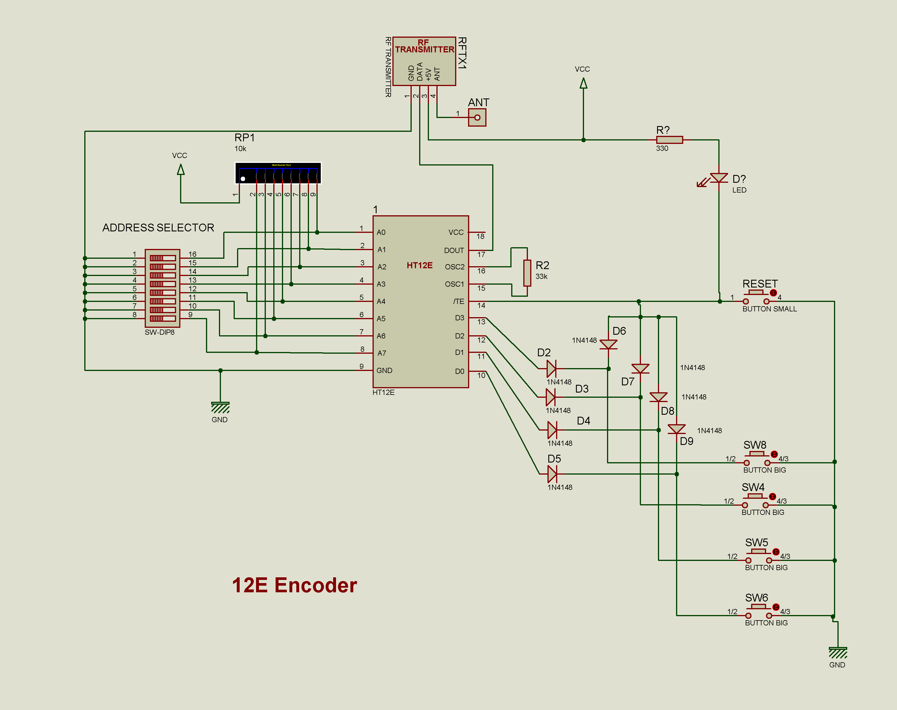 Ht12e  U0026 Ht12d Circuit Help Please