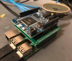 Raspberry Pi MOVI - adapter do podłączenia systemu do analizy głosu offline
