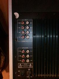 Jak podpiąć subwoofer ze wzmacniacza Modecom 5.1 pod amplituner Pioneer VSX-528