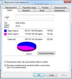 Dysk SSD widoczny, ale brak możliwości odczytu