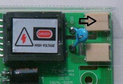 [Kupi�] Wtyk do zasilania �wietl�wki panela LCD