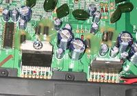 Logitech X-540 - jakie kondensatory SMD?