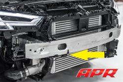 Audi a4 b9 - Lokalizacja wiązki od czujnika temperatury zewnetrznej