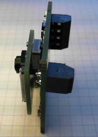 Obsługa mikrokamerki PAL/NTSC, transmisja bezprzewodowa