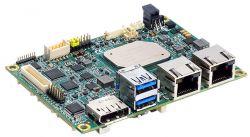PICO319 - jednopłytkowy komputer Pico-ITX z Atom x5-E3940, mini-PCIe i M.2