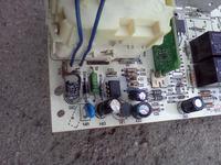 Pralka Whirlpool AWM 6081 programator, hydrostat?