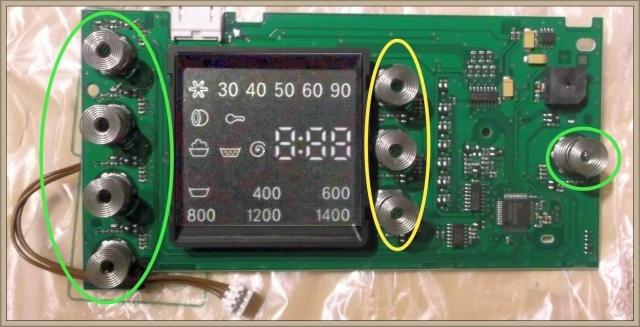 Bosch WAE2048FPL/WLM40 - przypuszczalana wada układu 9000590711 melecs