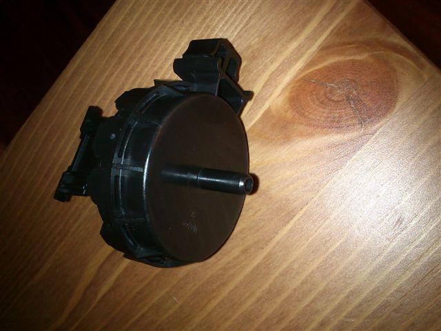 Pralka Siemens WD12D52, hydrostat analogowy