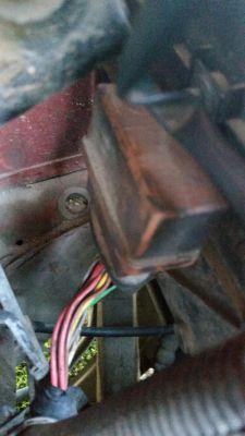 Peugeot 306 1.6 benzyna + LPG - Temperatura silnika do 100-110 stopni.