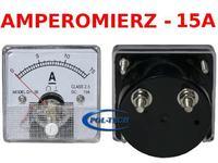 Odbudowany od podstaw, prymitywny prostownik do akumulatorów o wydajności 15A.