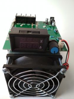 Elektroniczne, sztuczne obciążenie 250W, recenzja