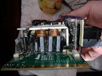 HP Series HSTNS-PD05 model: DPS-800GB A rev: 03M tranzystory, bezpieczniki dobre
