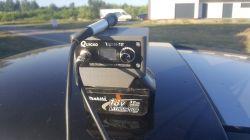 Lutownica akumulatorowa do samochodu, sporadycznie używana, ale niezawodna