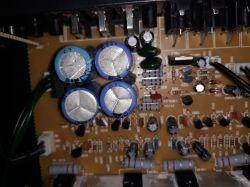Wzmacniacz Voice Kraft VK-338 USB - nie działa.