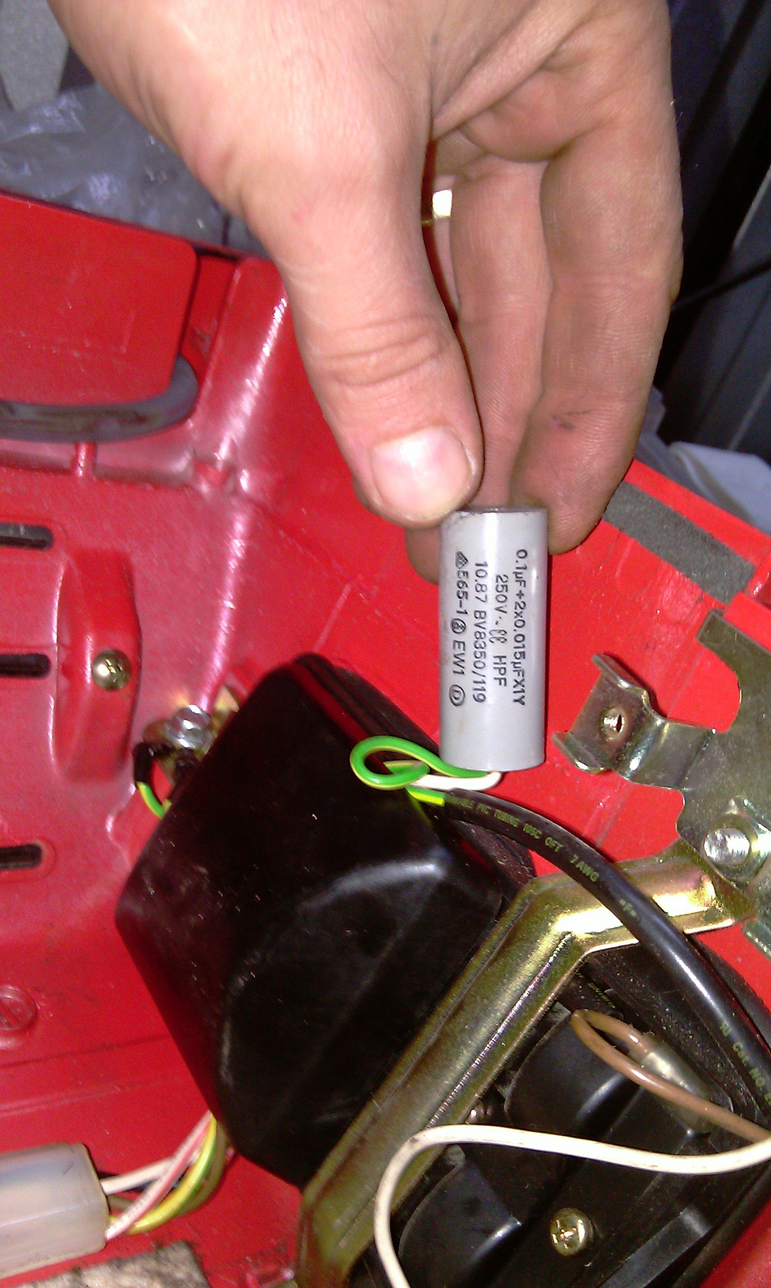 Agregat pr�dotw�rczy Honda EX650