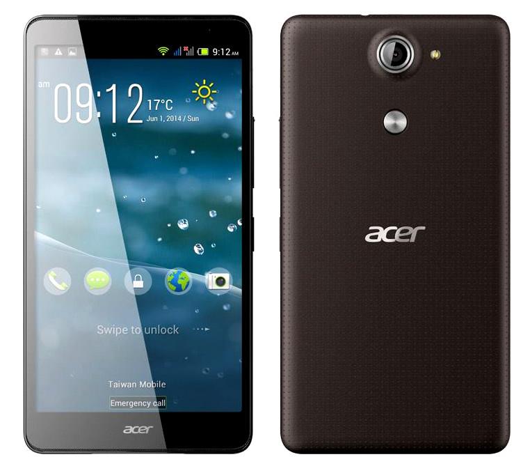 """Acer Liquid X1 - phablet z 5,7"""" ekranem i 8-rdzeniowym procesorem"""