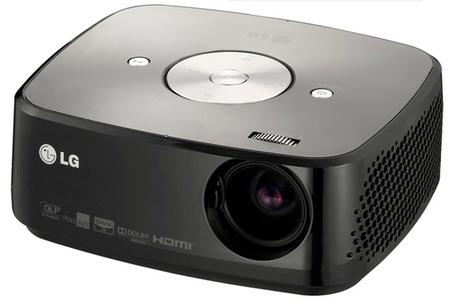 Projektor LG HX350T ze zintegrowanym cyfrowym tunerem TV ju� w sprzeda�y