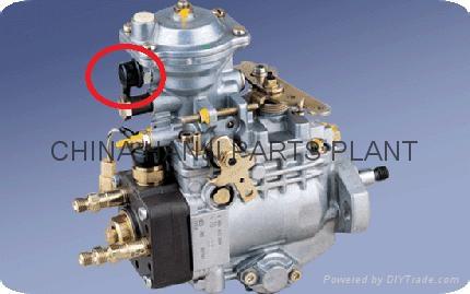Bosch VE - Dawka paliwa a dzwięk silnika