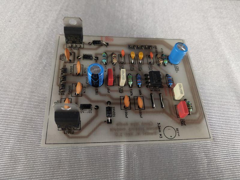 Moduł przedwzmacniacza gramofonowego na bazie avt 2680 do Cambridge Audio.
