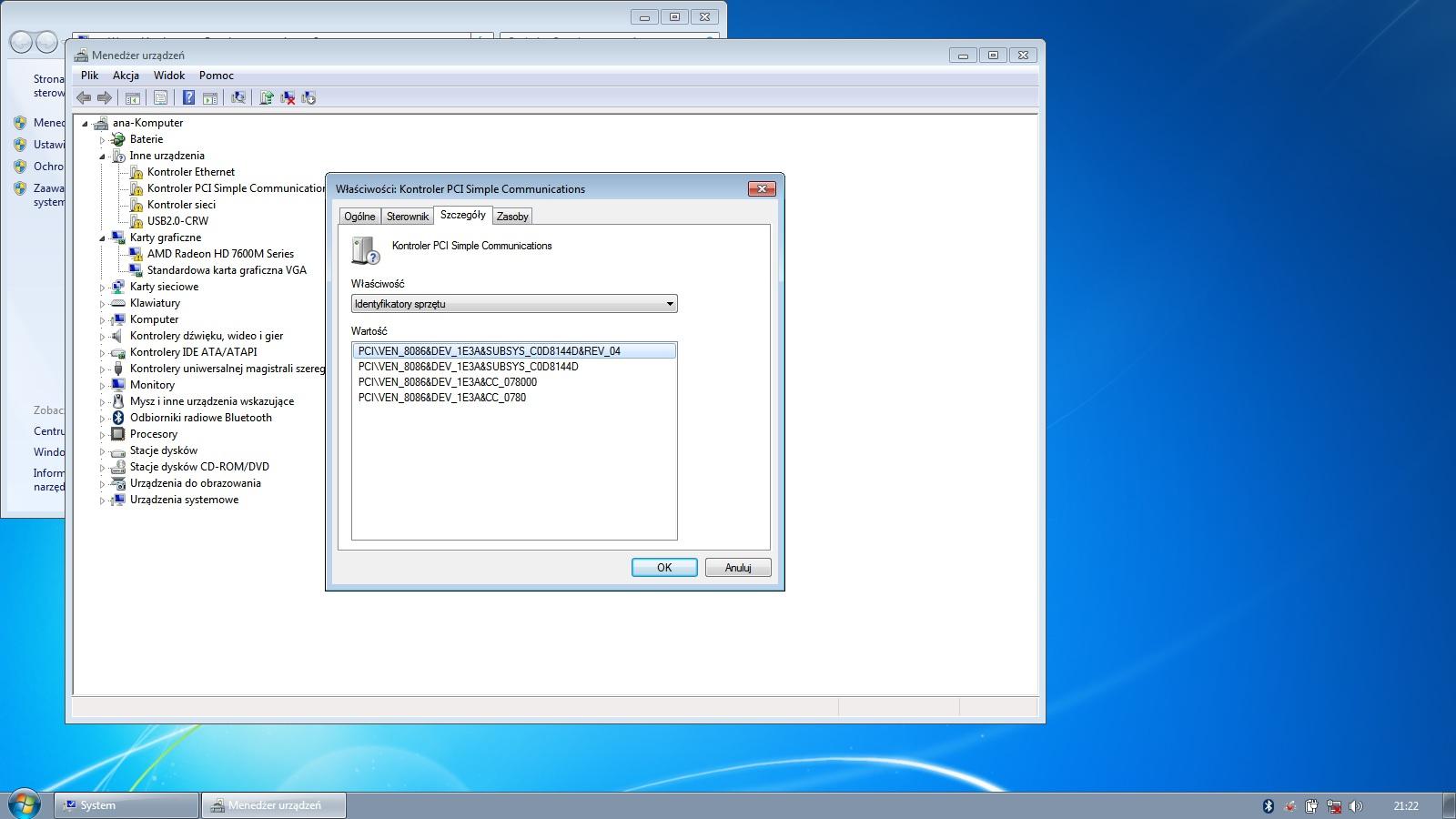 Samsung np350e7c - s04pl - sterowniki do laptopa