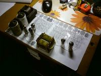 Wzmacniacz gitarowy / lampowy 15W