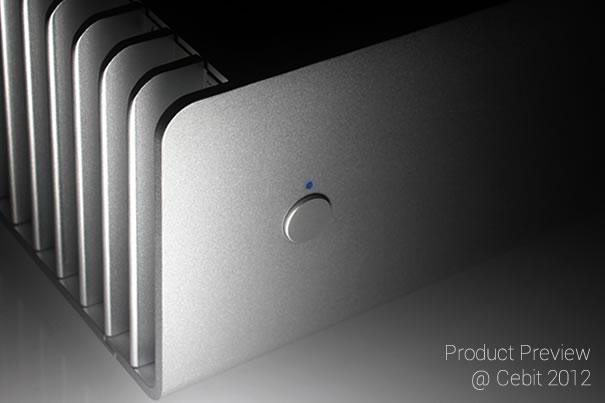 Streacom FC9 - pasywnie ch�odzona, niskoprofilowa obudowa Mini-ITX
