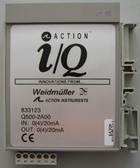 [Sprzedam] Separatory sygnału (przetworniki prądowe) (0)4-20mA/ (0)4-20mA