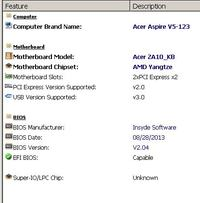 Usb controllers and pci drivers needed for HP Pavillion 17z-e000 Laptop
