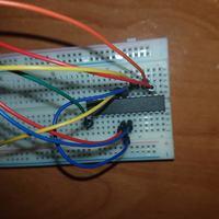 USBASP V2.0 - Programowanie Atmega8