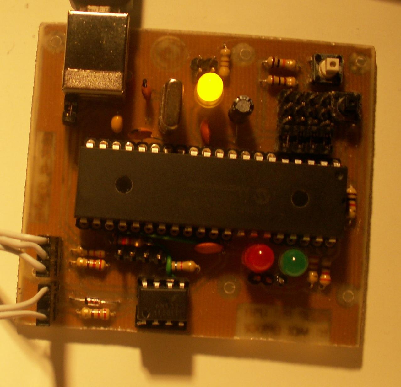 (MIDIBox Hardware Platform) Uniwersalny konwerter USB-MIDI